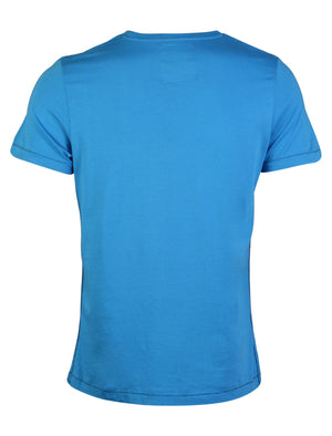 Virginia T-Shirt in Swedish Blue - Dissident
