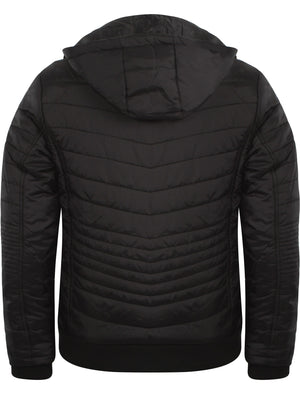 Dissident Wolfman padded black jacket