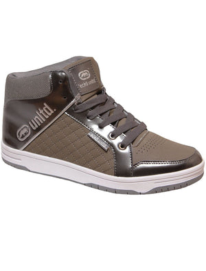 Ecko Unltd Packo hightop trainers
