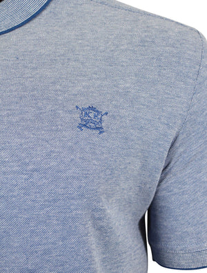 Britannia Polo Shirt in Blue – Kensington Eastside