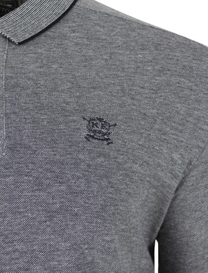 Britannia Polo Shirt in Navy - Kensington Eastside