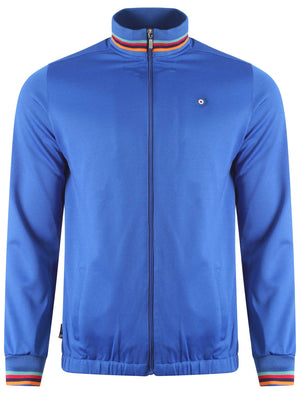 Le Shark Allcroft blue track jacket