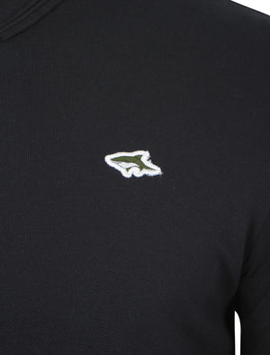 Byland Polo Shirt in Navy – Le Shark