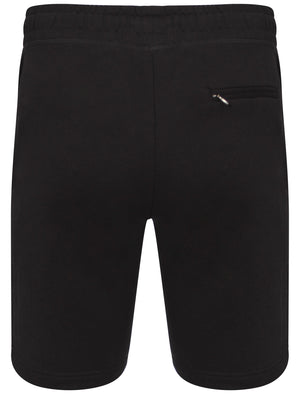 Cheney Jersey Shorts in Black - Le Shark