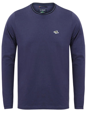 Highshore Long Sleeve Top in Deep Cobalt – Le Shark