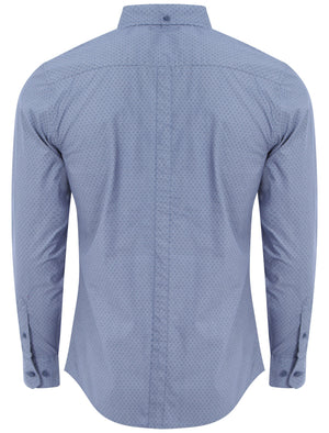 Le Shark Speranza blue shirt