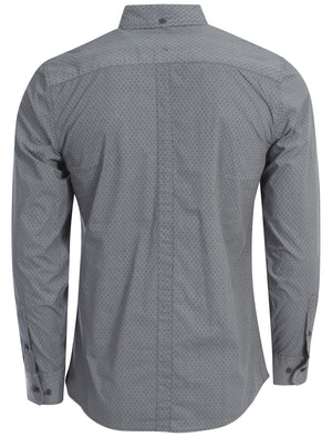 Le Shark Speranza charcoal shirt