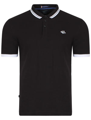Polo Shirt in Black – Le Shark
