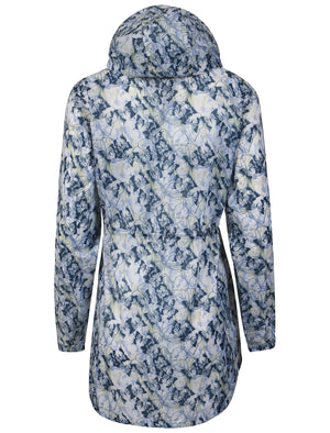Emma Pac A Mac Lightweight Jacket in Butterfly Print