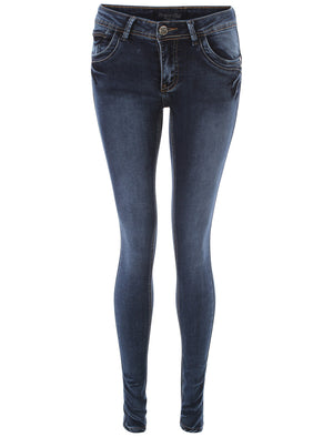 Roxy low rise skinny denim jeans