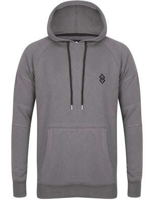 St Max Pullover Hoodie in Charcoal – Saint & Sinner