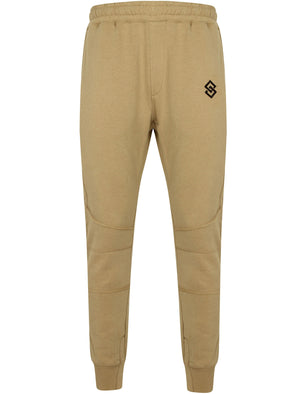 St Woodall Panelled Cuffed Joggers in Incense Sand – Saint & Sinner