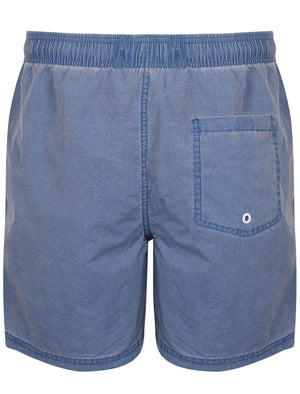 Ansdell Pigment Wash Swim Shorts in Blue – South Shore