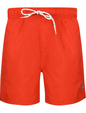 Graysen 2 Swim Shorts In Barbados Cherry - South Shore