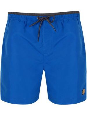 Pembroke Swim Shorts In Turkish Sea With Free Matching Flip Flops - South Shore
