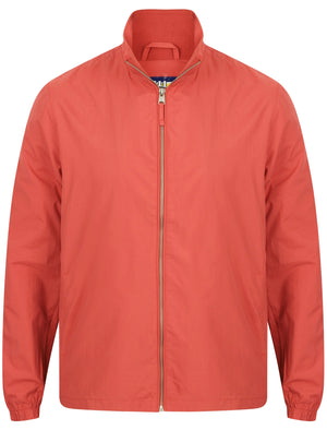 Rosoman Ripstop Bomber Jacket In Garnet Rose – South Shore