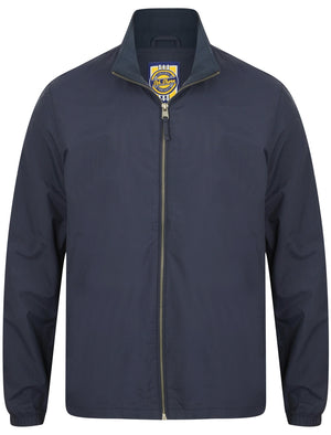 Rosoman Ripstop Bomber Jacket In Mood Indigo - South Shore