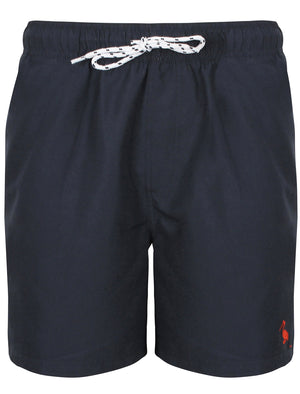 Wavertree Swim Shorts in Midnight Blue - South Shore
