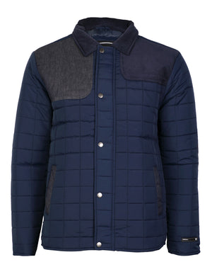 Mens Dissident Serge Padded Jacket