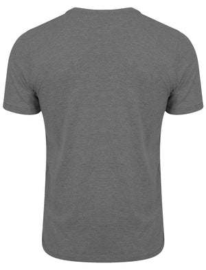 Fall Brook T-Shirt in Mid Grey Marl - Tokyo Laundry
