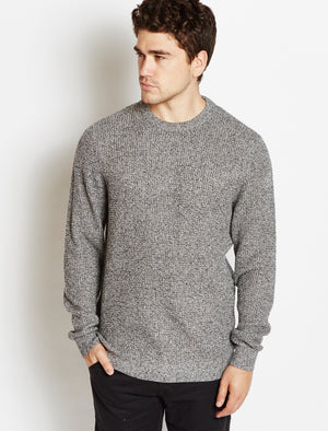 Tokyo Laundry Timber mid grey jumper
