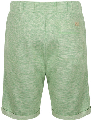 Gathorne Space Dye Sweat Shorts in Green – Tokyo Laundry