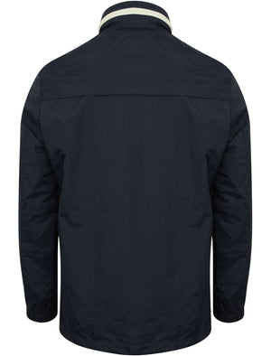 Rutledge Windbreaker Jacket in True Navy – Tokyo Laundry