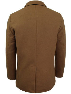 Abdale2 Wool Blend Coat in Camel – Tokyo Laundry