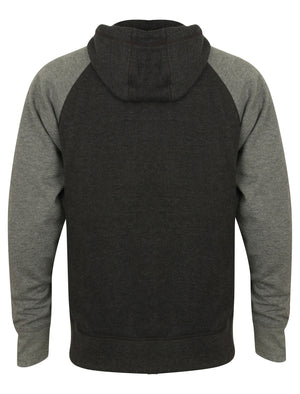 Arapaho Forest Zip Through Hoodie in Mid Grey Marl – Tokyo Laundry