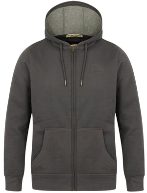 Ashwood Zip Through Hoodie in Blackened Pearl – Tokyo Laundry