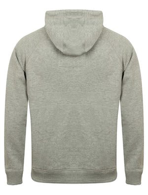 Atlanta Cove Zip Through Hoodie in Light Grey Marl – Tokyo Laundry