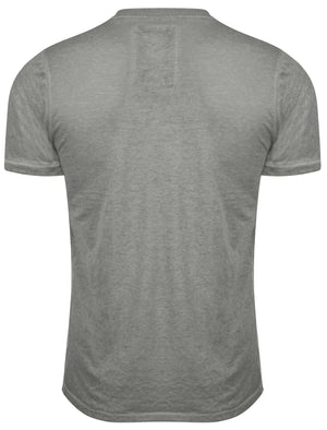 Auburn Point Burnout T-Shirt in Pewter Grey – Tokyo Laundry