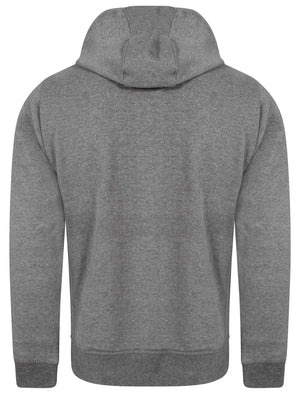 Baracoa Point Zip Through Hoodie in Mid Grey Marl – Tokyo Laundry