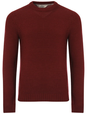Toyko Laundry Benedict red jumper