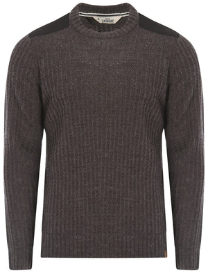Tokyo Laundry Brockville jumper in charcoal