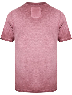 Carrizo Springs Cotton Jersey Slub T-Shirt In Nocturne – Tokyo Laundry
