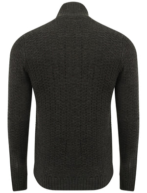 Tokyo Laundry Clancy cardigan in charcoal