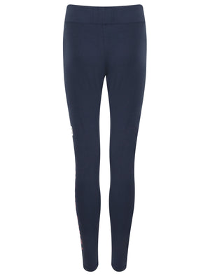 Colt Cotton Jersey Full Length Leggings in Eclipse Blue – Tokyo Laundry