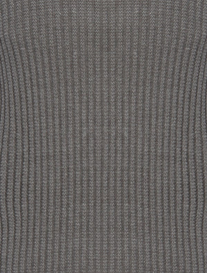 Le Shark Doran grey jumper