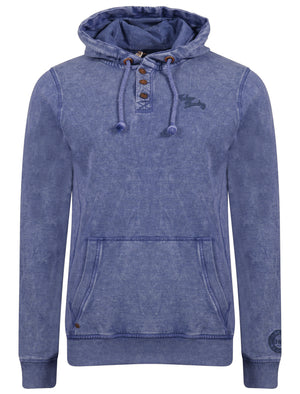Exeter Bay Pullover Hoodie in Washington Blue – Tokyo Laundry
