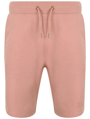 Falcon Brushback Fleece Jogger Shorts In Dusty Pink – Tokyo Laundry
