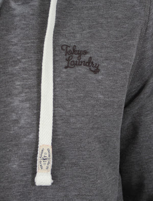 Foxhurst Cove Hoodie in Grey - Tokyo Laundry