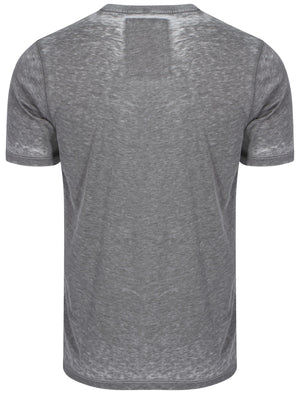 Franklin Bay T-Shirt in Pewter - Tokyo Laundry
