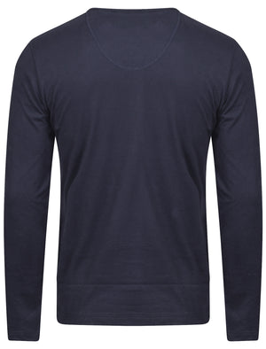 Glen Valley Long Sleeve T-Shirt in Dark Navy – Tokyo Laundry