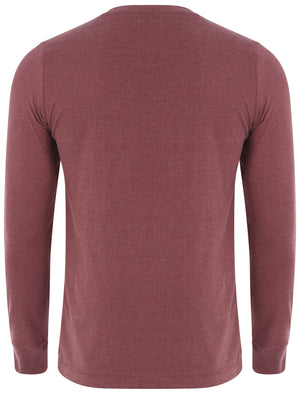 Tokyo Laundry Gym long sleeved top red