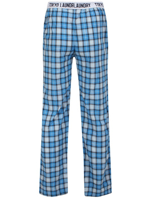 Half Moon Bay Lounge Pants in Blue - Tokyo Laundry