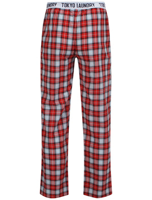 Lounge Pants in Red - Tokyo Laundry