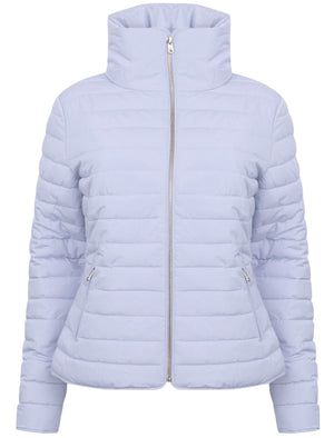 Honey 2 Funnel Neck Quilted Jacket in Heather – Tokyo Laundry