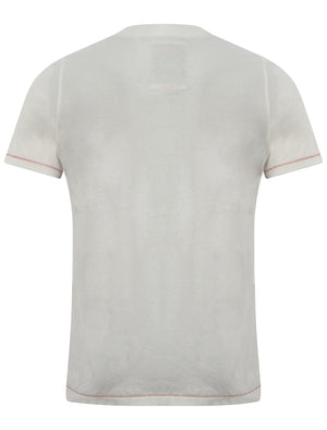 Tokyo Laundry Honolua Bay Casual Tee in Ivory