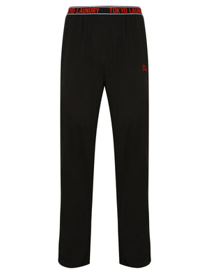 Junction Lounge Pants in Black - Tokyo Laundry